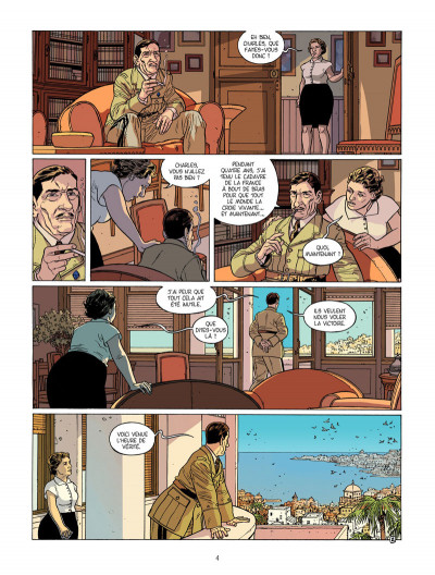Page 2 Charles de Gaulle tome 3