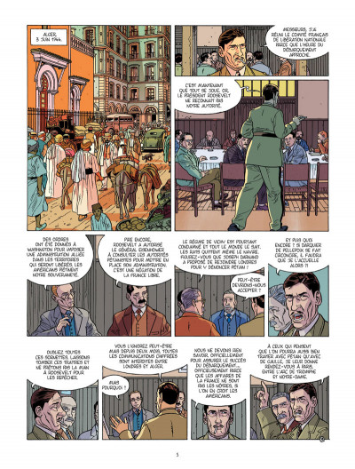 Page 3 Charles de Gaulle tome 3