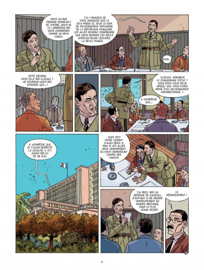 Page 4 Charles de Gaulle tome 3