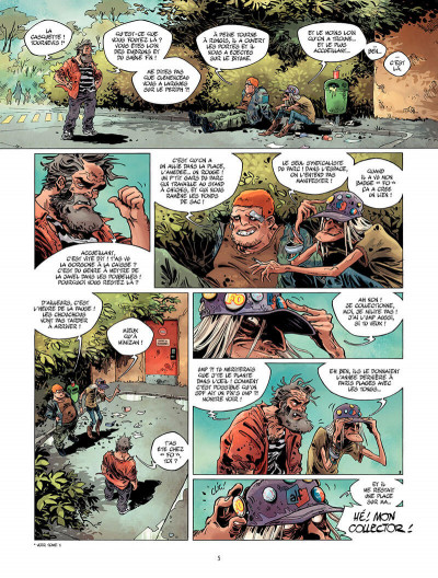 Page 6 À coucher dehors tome 2