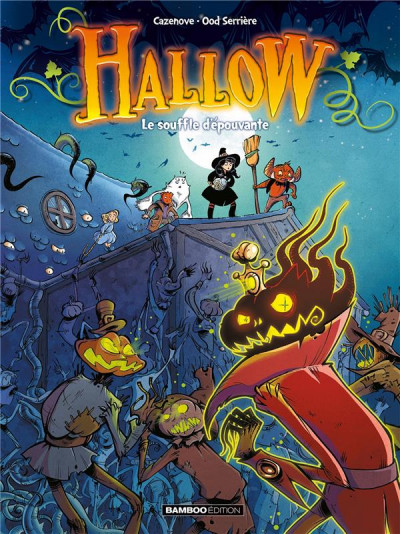 Couverture Hallow tome 2
