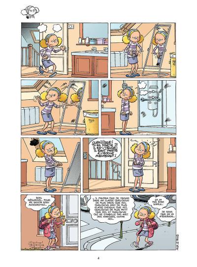 Page 5 Seule à la récré tome 1