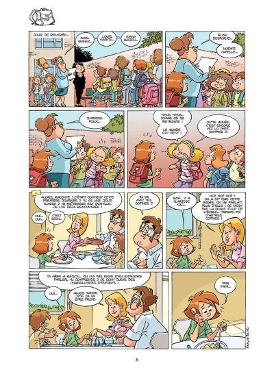 Page 6 Seule à la récré tome 1