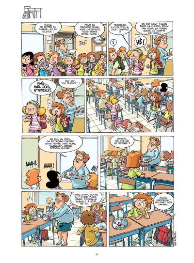 Page 7 Seule à la récré tome 1