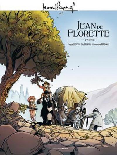 Couverture Jean de Florette tome 1