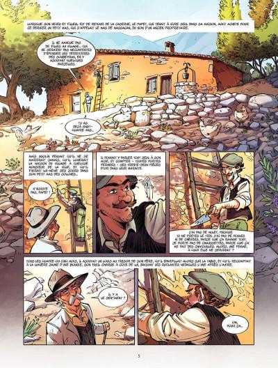 Page 6 Jean de Florette tome 1