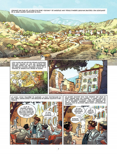 Page 8 Jean de Florette tome 1