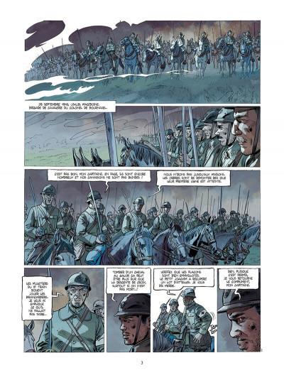 Page 4 L'ambulance 13 tome 8