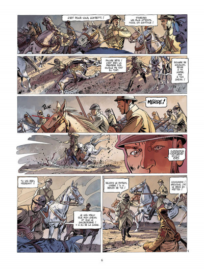 Page 7 L'ambulance 13 tome 8
