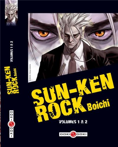 Couverture Sun-Ken Rock - écrin tomes 1 et 2