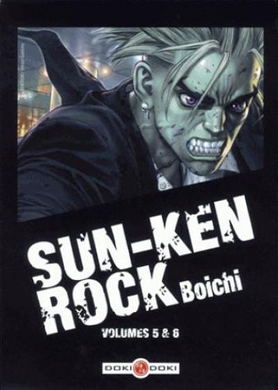 Couverture Sun-Ken Rock - écrin tomes 5 et 6