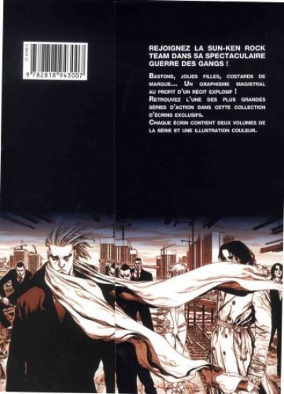 Dos Sun-Ken Rock - écrin tomes 5 et 6