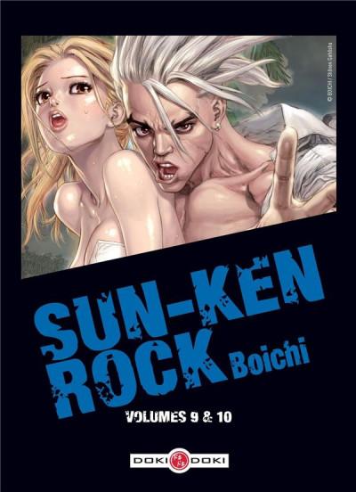Couverture Sun-Ken Rock - écrin tomes 9 et 10