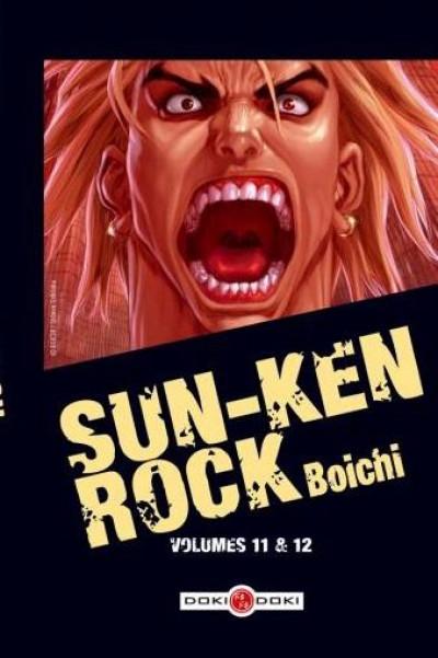 Couverture Sun-Ken Rock - écrin tomes 11 et 12