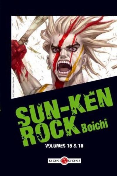 Couverture Sun-Ken Rock - écrin tomes 15 et 16