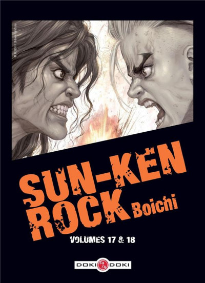 Couverture Sun-Ken Rock - écrin tomes 17 et 18