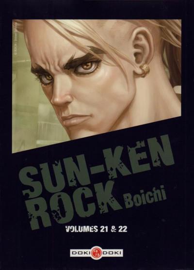 Couverture Sun-Ken Rock - écrin tomes 21 et 22