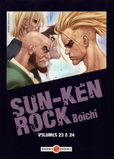 Couverture Sun-Ken Rock - écrin tomes 23 et 24