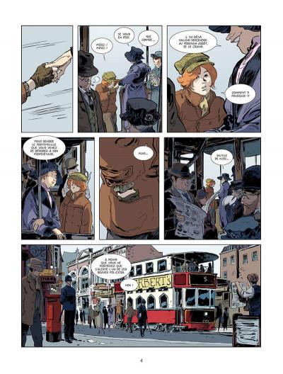 Page 5 40 éléphants tome 1 + ex-libris offert