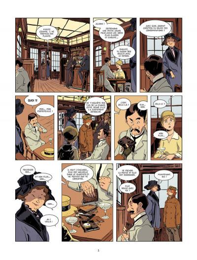 Page 6 40 éléphants tome 1 + ex-libris offert