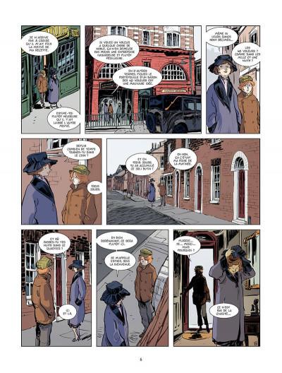 Page 7 40 éléphants tome 1 + ex-libris offert