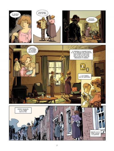 Page 8 40 éléphants tome 1 + ex-libris offert