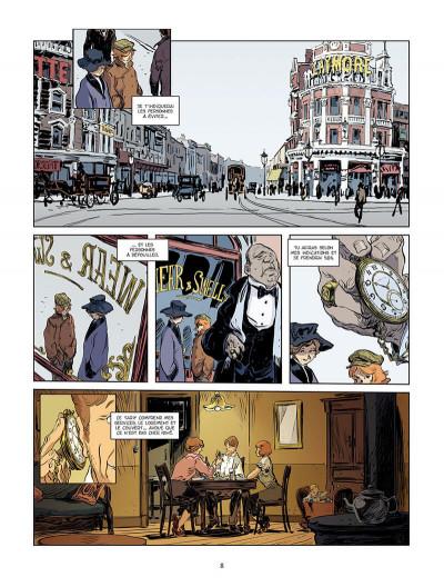 Page 9 40 éléphants tome 1 + ex-libris offert