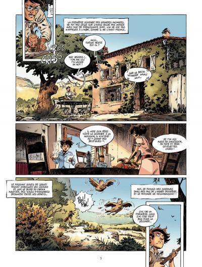 Page 6 Le temps des secrets