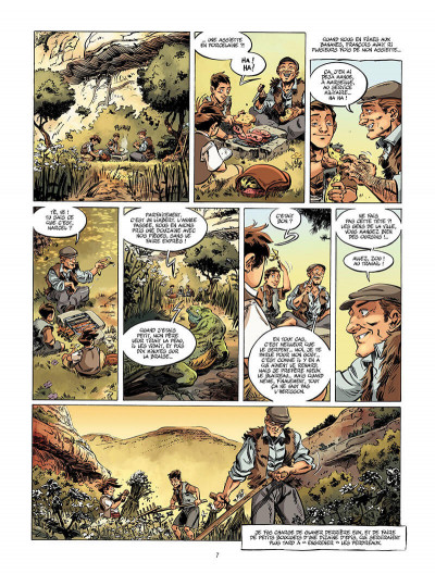 Page 8 Le temps des secrets