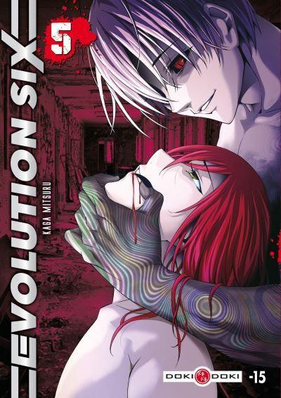 Couverture Evolution six tome 5