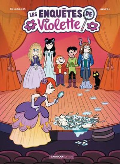 Couverture Les enquêtes de Violette tome 3