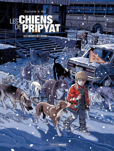 Couverture Les chiens de Pripyat tome 2