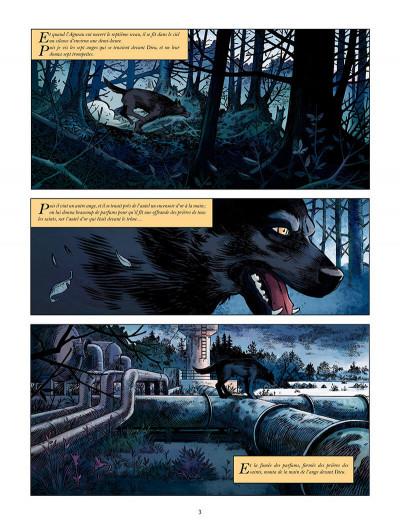 Page 6 Les chiens de Pripyat tome 2
