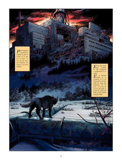 Page 7 Les chiens de Pripyat tome 2
