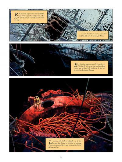 Page 8 Les chiens de Pripyat tome 2