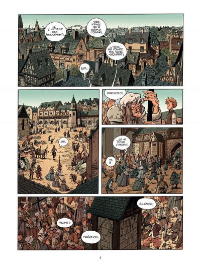 Page 5 Le cimetière des innocents tome 1
