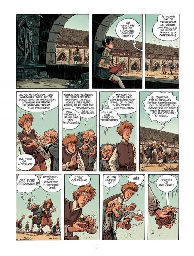 Page 8 Le cimetière des innocents tome 1