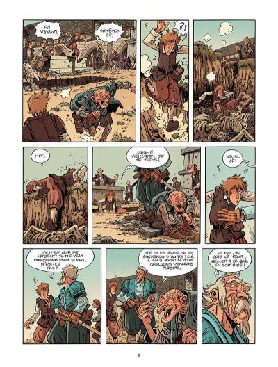 Page 9 Le cimetière des innocents tome 1
