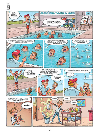 Page 9 Enfin parents tome 1