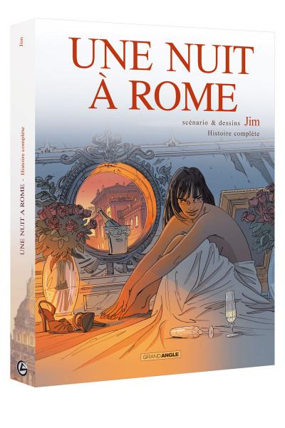 Couverture Une nuit à Rome - écrin tomes 1 et 2