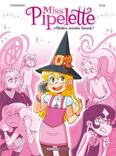 Couverture Miss Pipelette tome 1