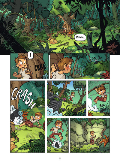 Page 4 Island tome 1