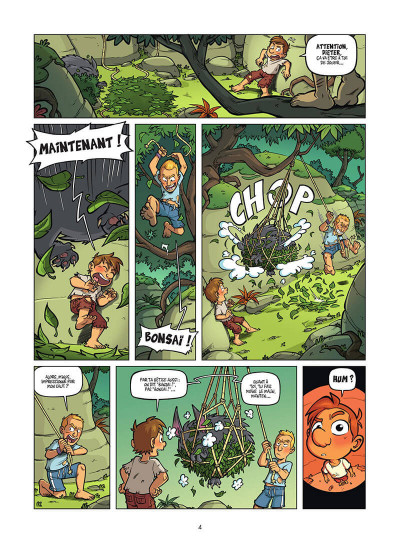 Page 5 Island tome 1