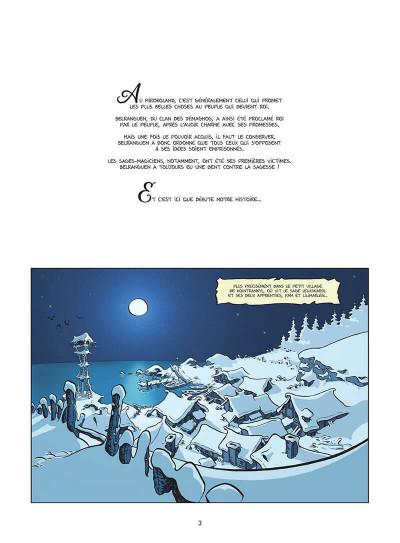 Page 4 Le chemin des fous