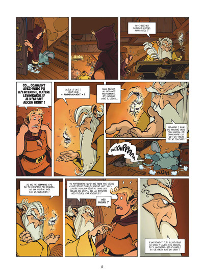 Page 6 Le chemin des fous