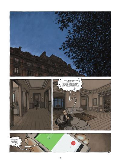 Page 0 Nos vies prisonnières