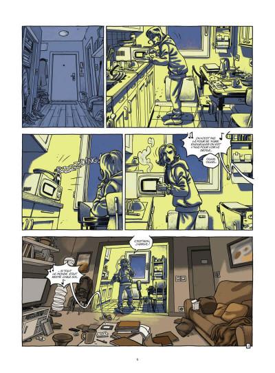 Page 7 Nos vies prisonnières