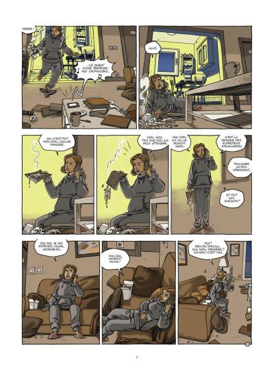 Page 8 Nos vies prisonnières