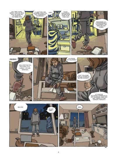 Page 9 Nos vies prisonnières