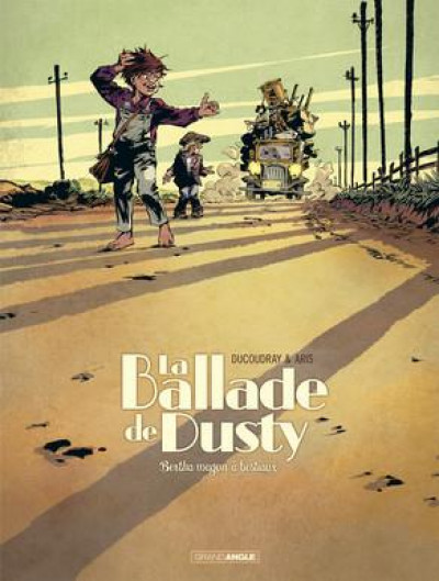 Couverture La ballade de Dusty tome 1
